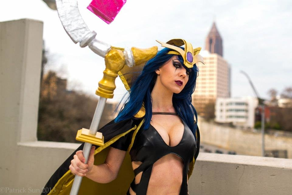 leblanc - ultimate league of legends cosplay collection