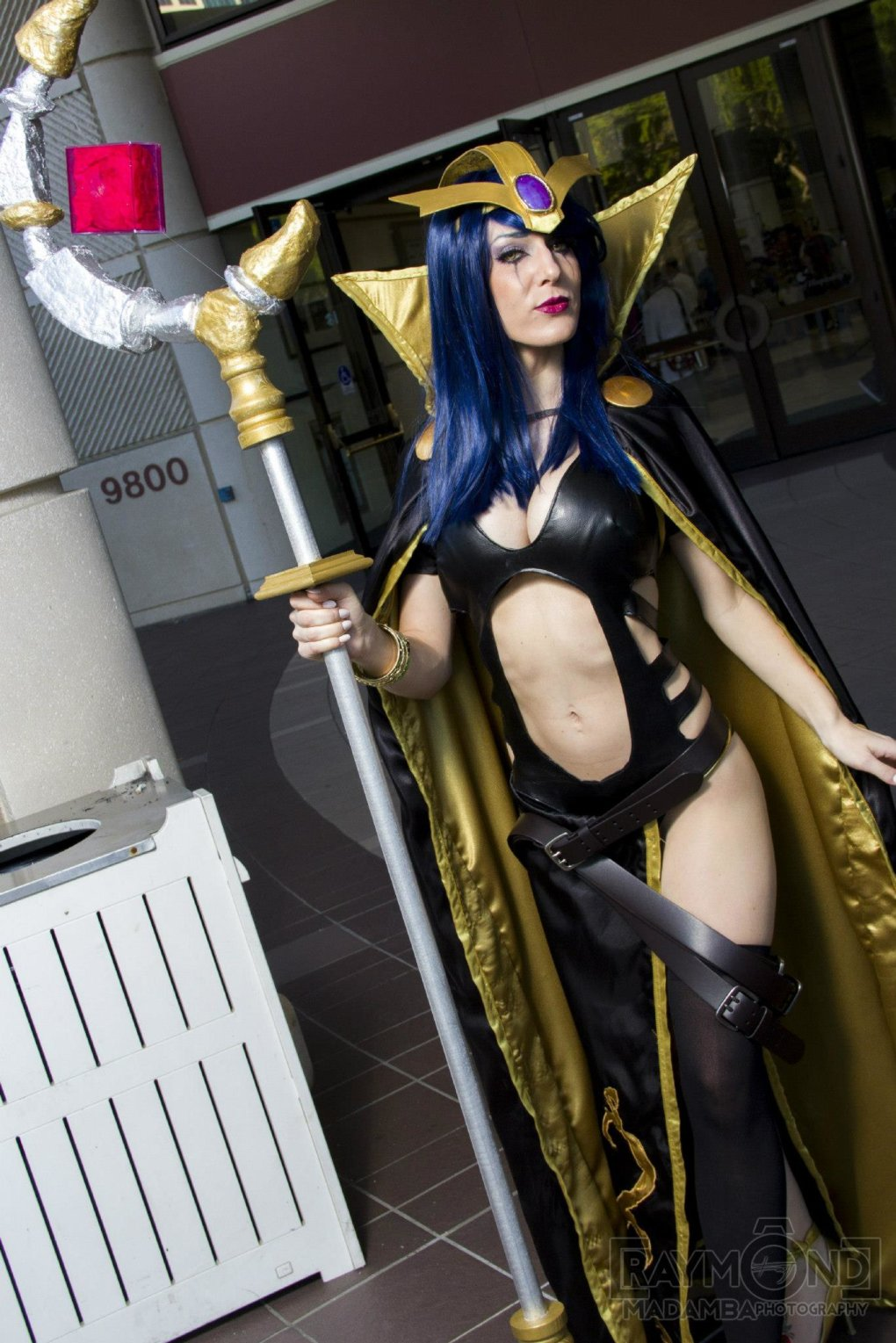 leblanc4 - awesome league of legends cosplay