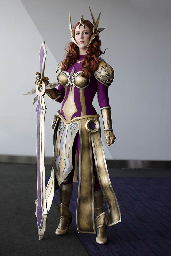 leona - ultimate league of legends cosplay collection