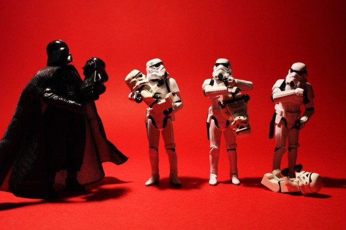 lessons - storm troopers day off - part 5