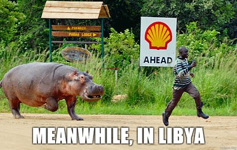 libya - meanwhile in ...