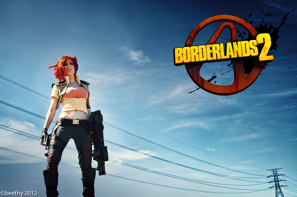 lilith 2 - awesome borderlands 2 wallpapers