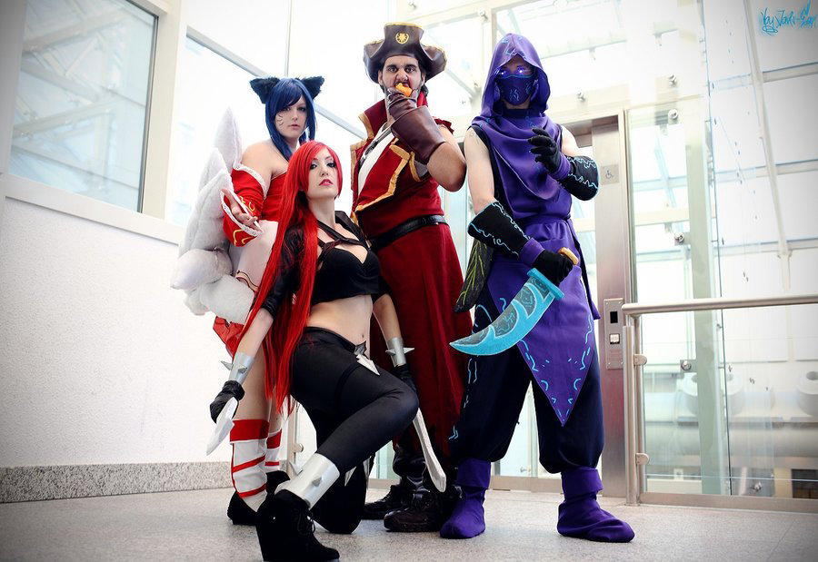 lol champions - ultimate league of legends cosplay collection