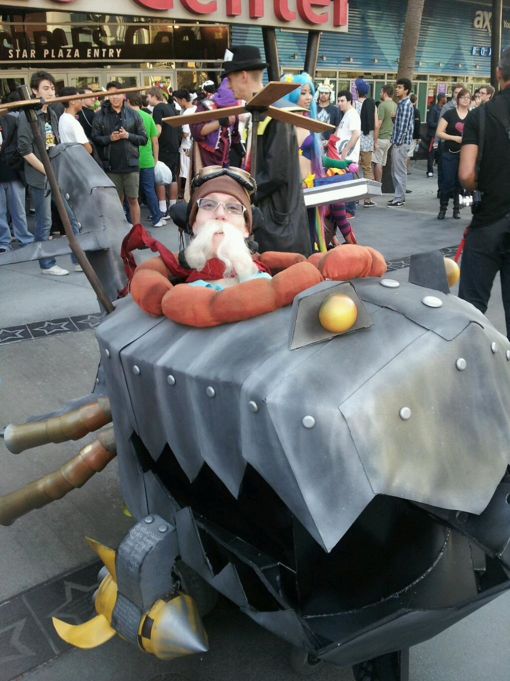 lol corki - ultimate league of legends cosplay collection