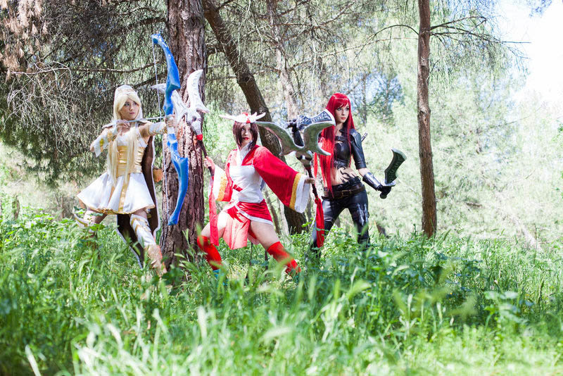 lol cosplay - ultimate league of legends cosplay collection