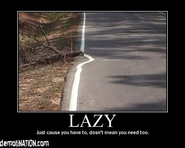 lzy - yet another motivational poster post