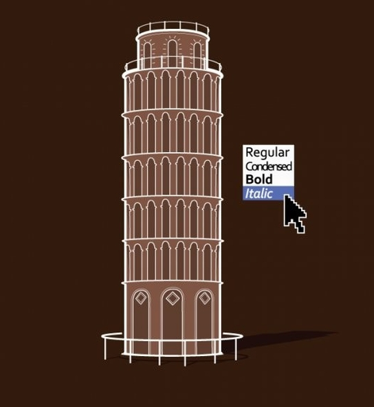 mdwqa - this is how the leaning tower of pisa was built