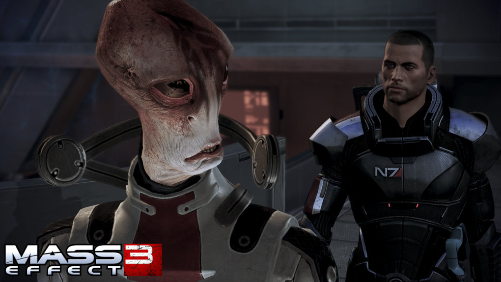 me 3 mordin - mass effect 3 review