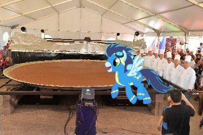 my pie - ponies in real life