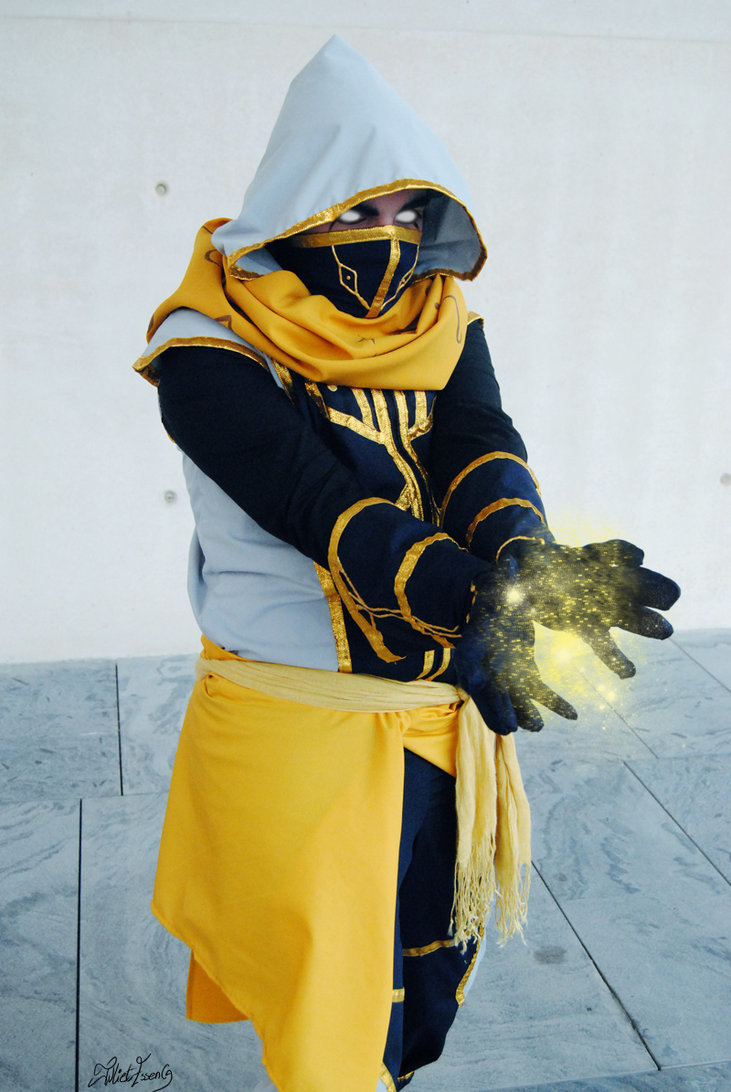 malza - awesome league of legends cosplay