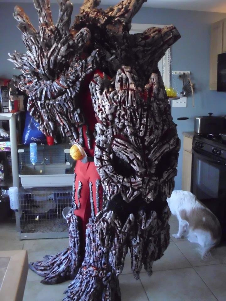 maokai - awesome league of legends cosplay