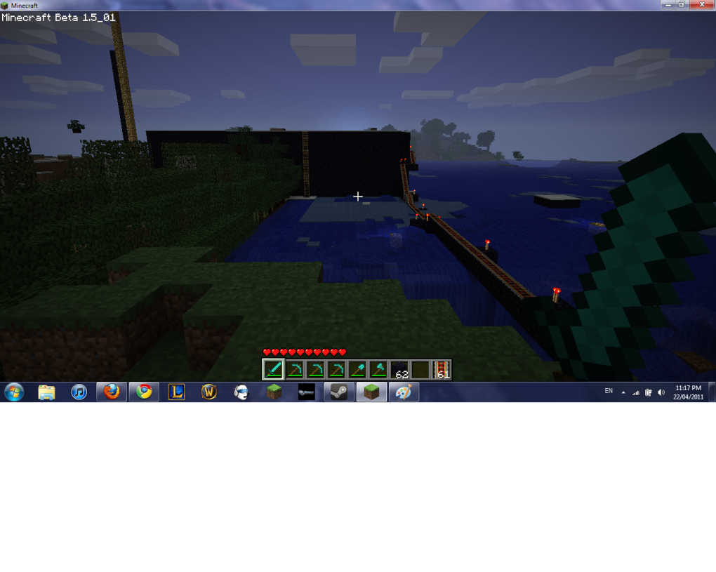 minecraft 2 - dragkyre's current minecraft project