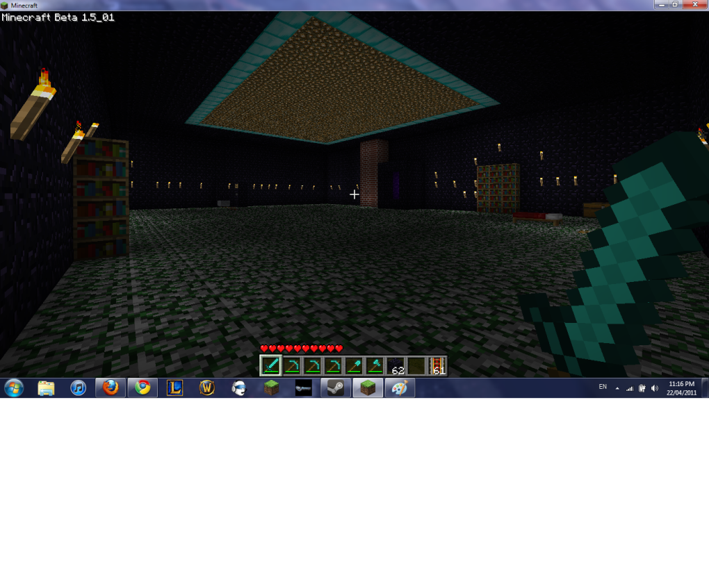 minecraft 3 - dragkyre's current minecraft project