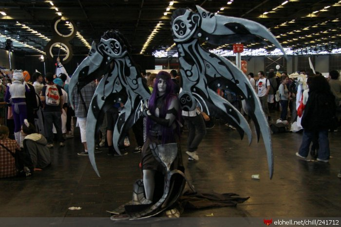 morgana - ultimate league of legends cosplay collection