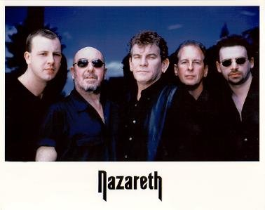 nazareth - tribute to classic rock bands/artists