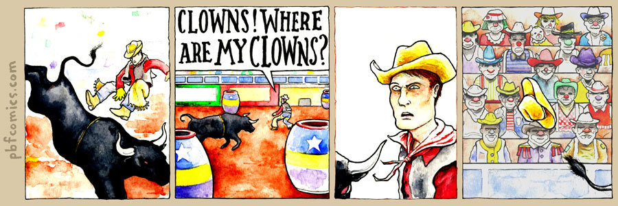 pbf177 rodeo - the perry bible fellowship (nsfw)