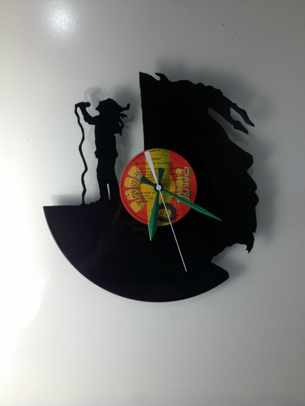 pirdoxi - hand cut onto vinyl records