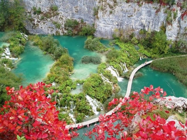 plitvice - places to visit before the world ends