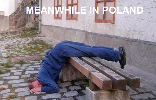 poland - meanwhile in ...