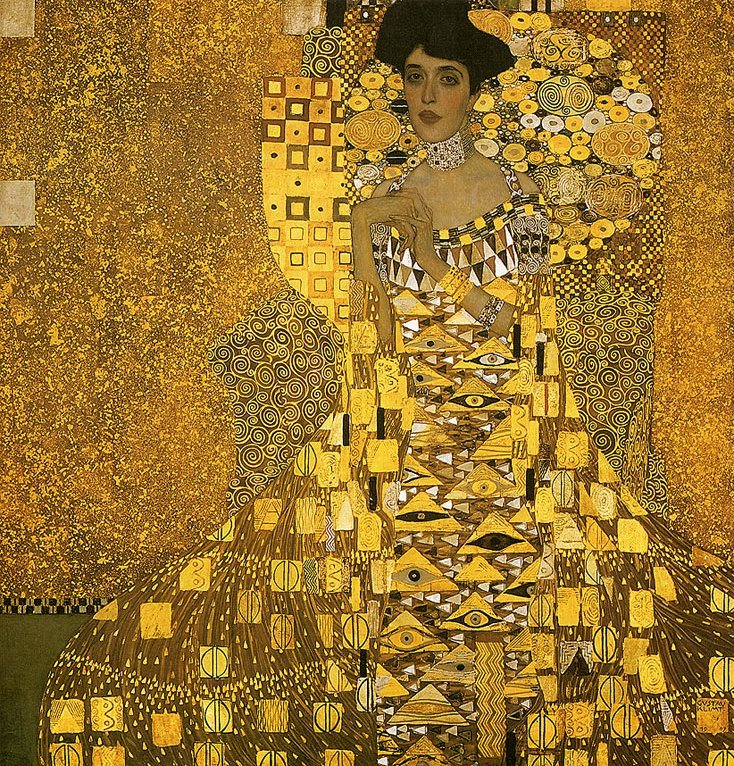 portrait20of20adele20bloch bauer 01 - top 5 worlds most expensive paintings