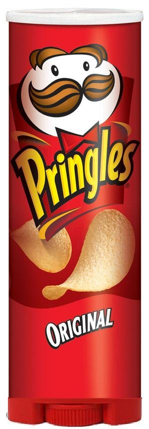 pringles - solving first world problems