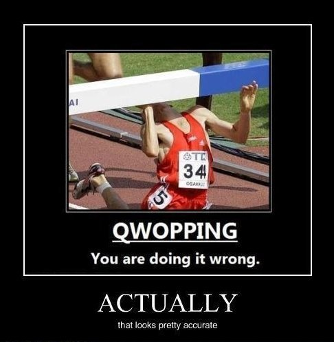 qwopping - a few lols in there