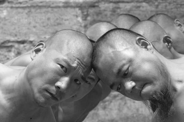 r7rdrtn - how shaolin monks train for the martial arts