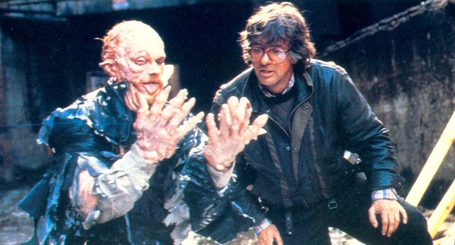 robocop - that's a cool set of old horror movie pics made behind the scenes