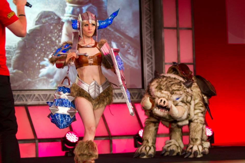 sejuani - ultimate league of legends cosplay collection