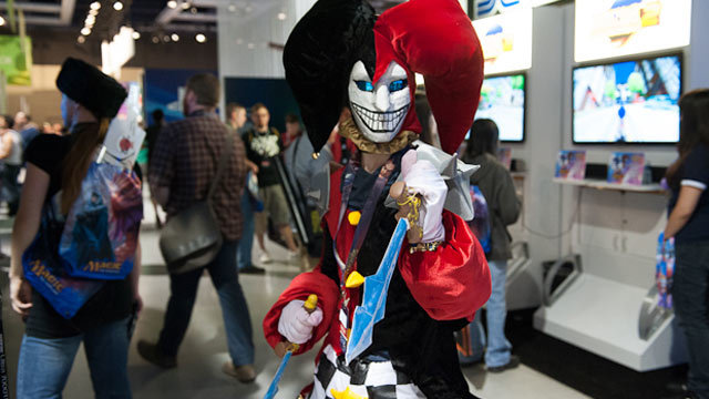 shaco - awesome league of legends cosplay