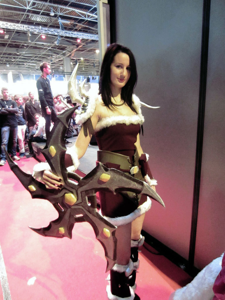 sivir - ultimate league of legends cosplay collection