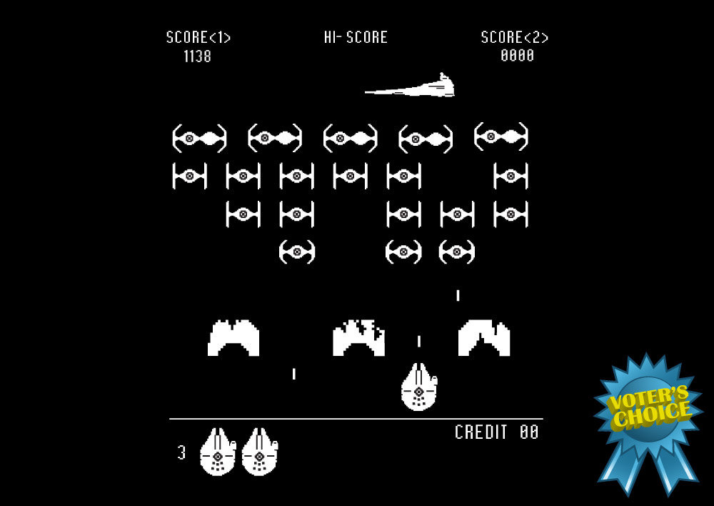starwarsspaceinvaders3 17 2011 2 - awesome t-shirt prints