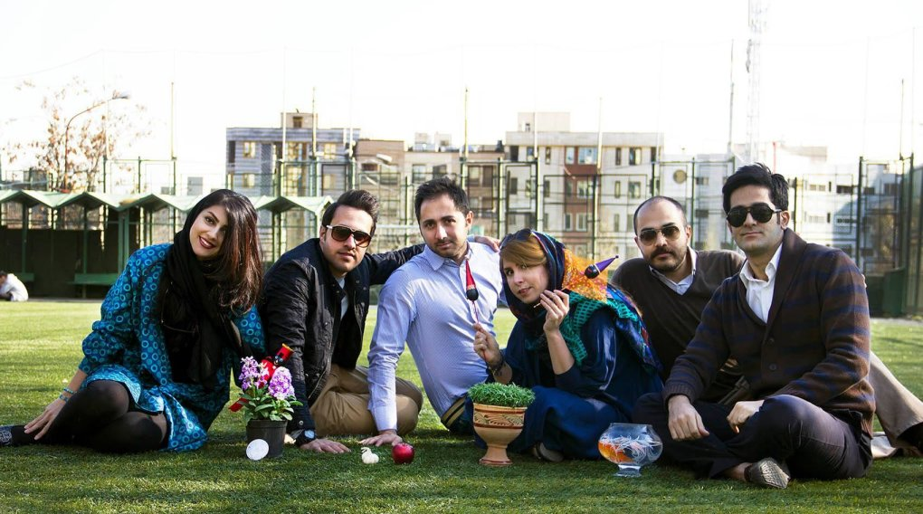 tvt3ssf - rarely seen photos of my great city tehran,iran and its' beautiful people