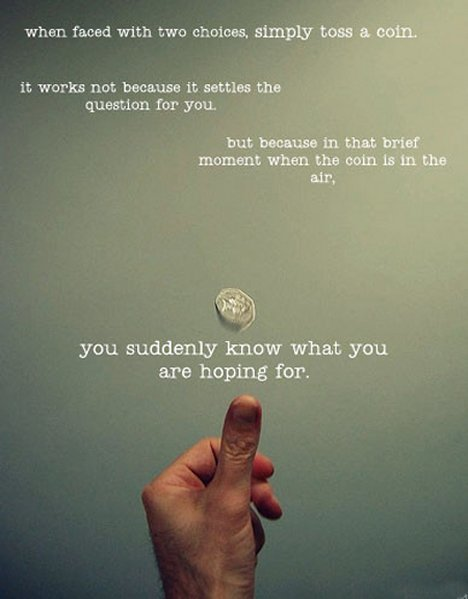 the coin - some of the most powerful inspirational quotes and pictures
