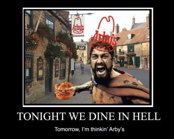 this is arbys - funny demotivationals