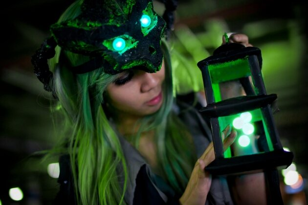 thresh - ultimate league of legends cosplay collection