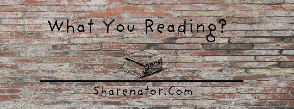 title - what you reading - community post.