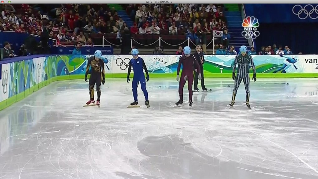 urjyj - hey, who let the tron guy on the ice?