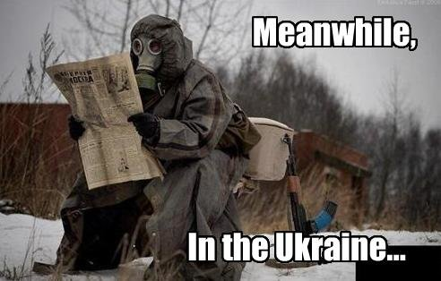 ukraine - meanwhile in ...