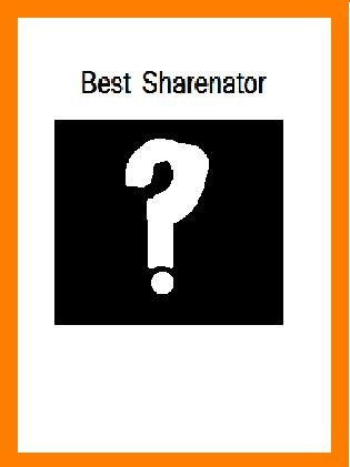 untitled - best sharenator member of the month - september edition