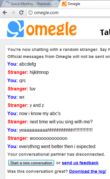 untitled10 - omegle randomness