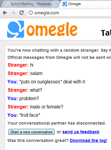 untitled11 - omegle randomness