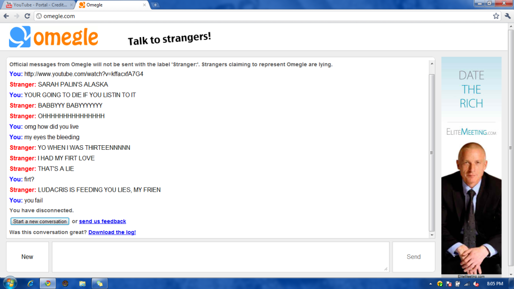 untitledsdf - me trolling on omegle! 2!!!!!!!