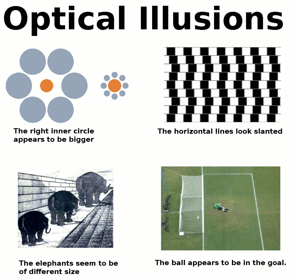 yd4xq - four stunning optical illusions that mess with your mind