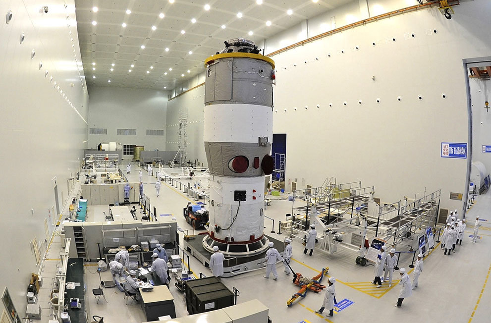 ydygqal - china's manned space program