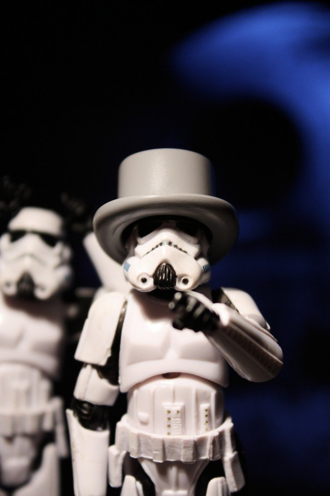 you - storm troopers day off - part 5
