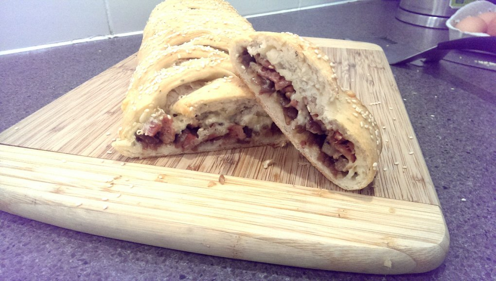 yw7a7sd - how to make bacon bread