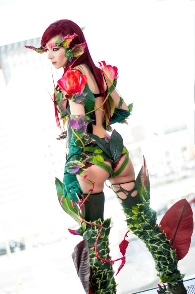 zyra1 - awesome league of legends cosplay