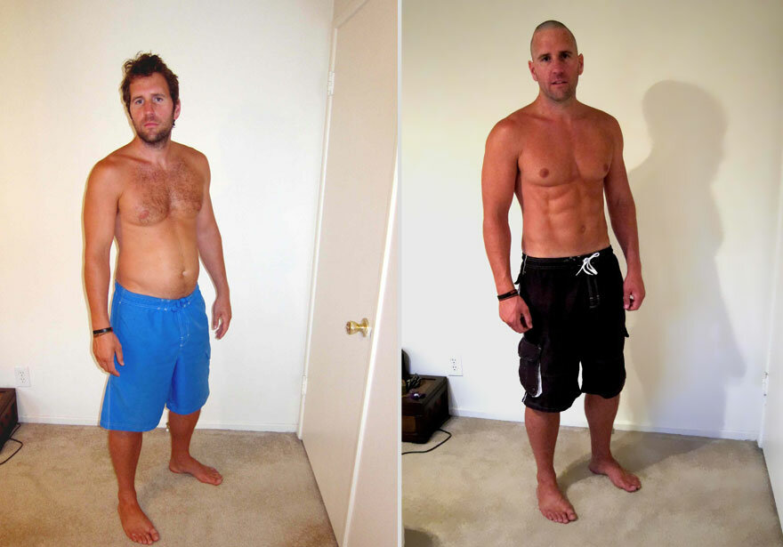 a - cruel reality: the truth behind the transformation photos