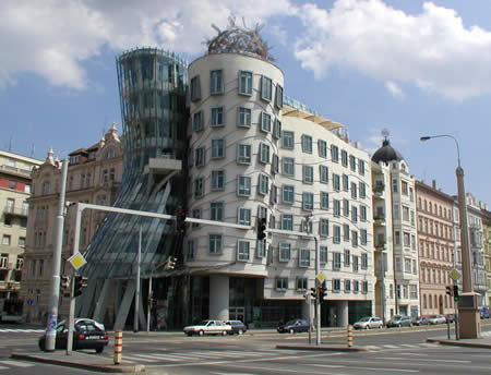 a173 dancing2 - world's most creative building